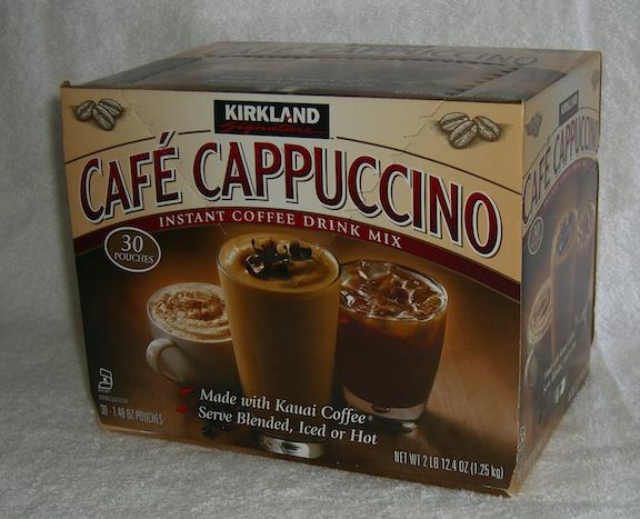 Costco Kirkland Brand Talking Espresso And Great Coffee