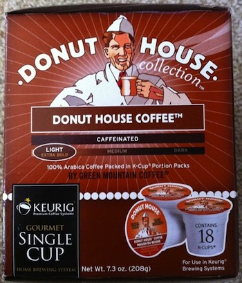 there is nothing wrong with the donut house compared to the donut shop coffeeu2026 we just found it interesting that costco stopped a coffee and replaced it - Donut Shop Coffee