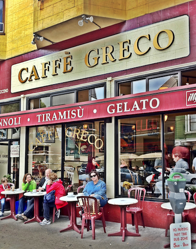 Little Italy Talking Espresso And Great Coffee